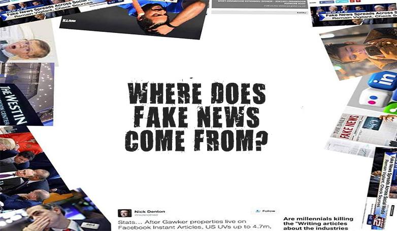Fake News | Marketers Make It Happen!